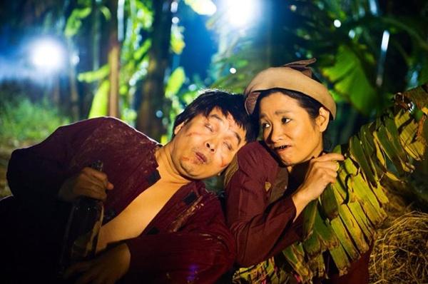 Thanh Thanh Hien ke chuyen len xe hoa voi con trai Che Linh hinh anh