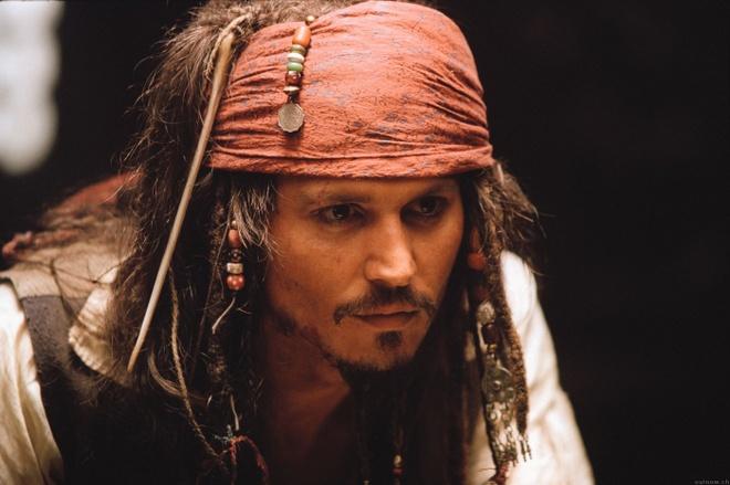 10 vai dien kho quen cua Johnny Depp hinh anh