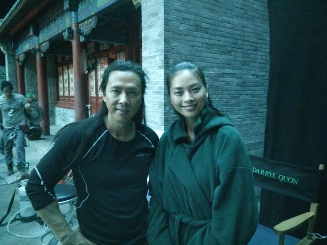 Ngo Thanh Van sam vai phan dien trong 'Ngoa ho tang long 2' hinh anh 2