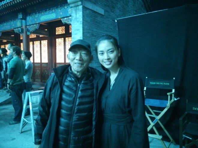 Ngo Thanh Van sam vai phan dien trong 'Ngoa ho tang long 2' hinh anh 3