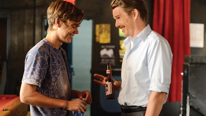 'Boyhood' thang giai Phim hay nhat tai Oscar nuoc Anh hinh anh