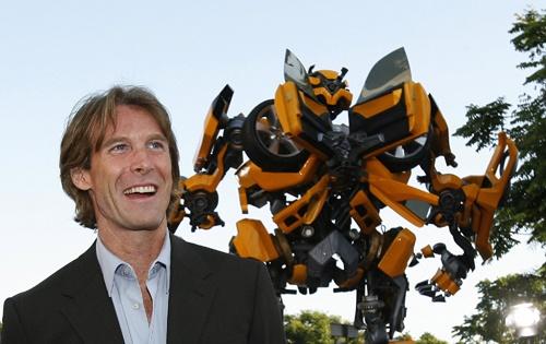 Dao dien bom tan 'Transformers 4' am giai Mam xoi vang hinh anh