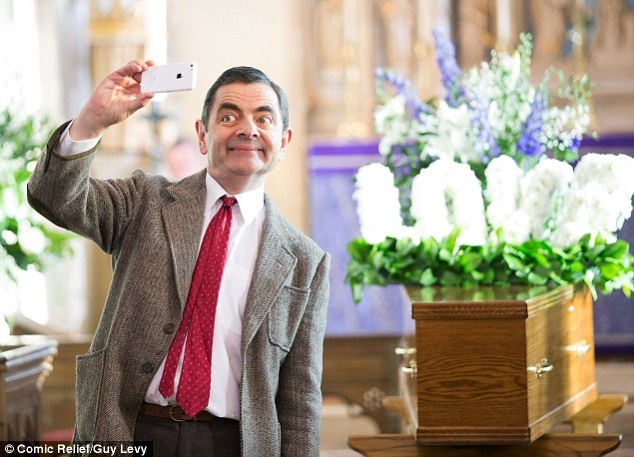 Mr. Bean tro lai song truyen hinh sau 8 nam hinh anh