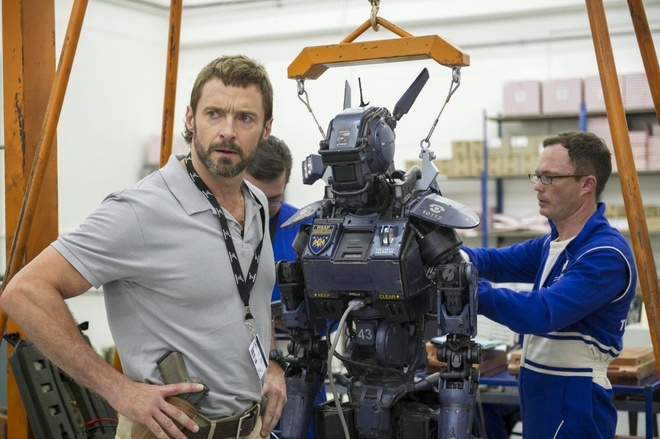 'Chappie' an khach nhat Bac My trong ky nghi am dam hinh anh