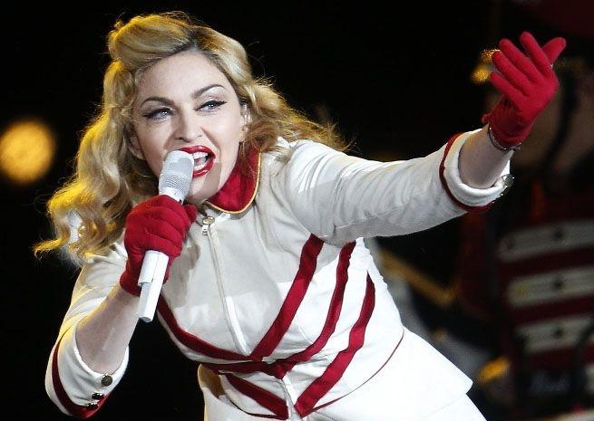 Madonna khong the chiem ngoi dau Billboard 200 voi album moi hinh anh