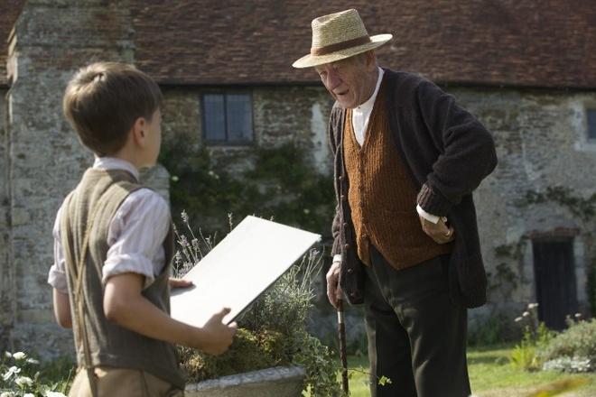 Trailer bo phim 'Mr. Holmes' hinh anh