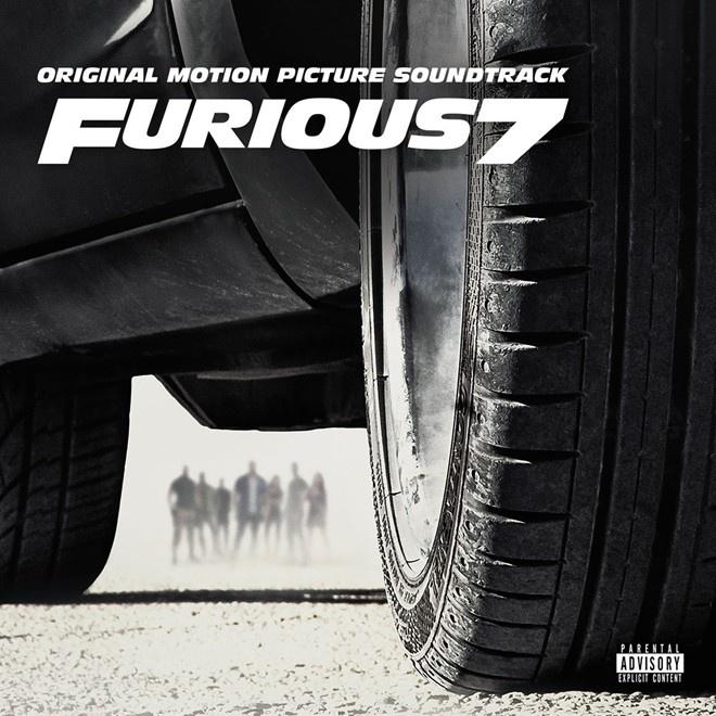'Fast & Furious 7' tung hoanh khap cac BXH Billboard hinh anh 1