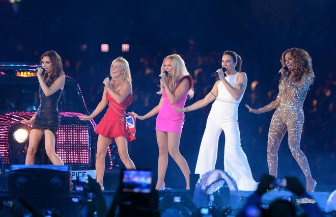 Spice Girls co the tai hop nhan ky niem 20 nam hinh anh 1