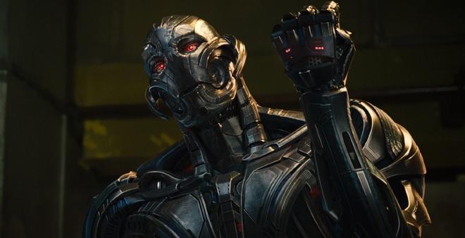 Bom tan 'Avengers 2': Gay can nhung con nhieu tiec nuoi hinh anh 2 Nhân vật Ultron có tạo hình ấn tượng, nhưng chưa đem lại sự thuyết phục cho người xem.