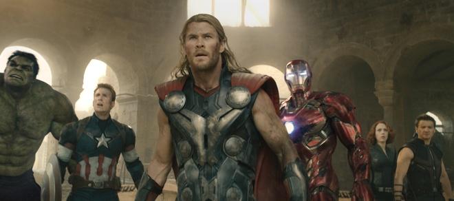 Bom tan 'Avengers 2': Gay can nhung con nhieu tiec nuoi hinh anh 3