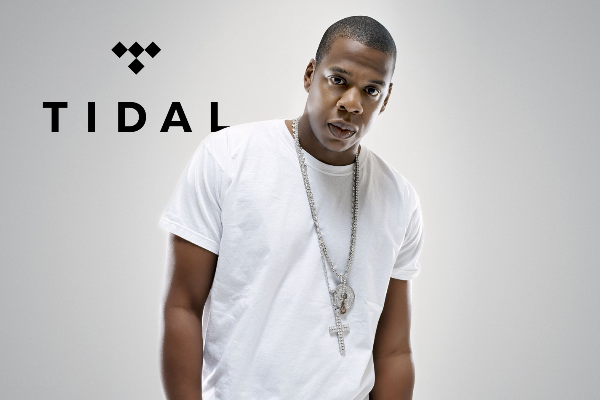 Jay-Z len tieng bao ve dich vu nhac so Tidal hinh anh