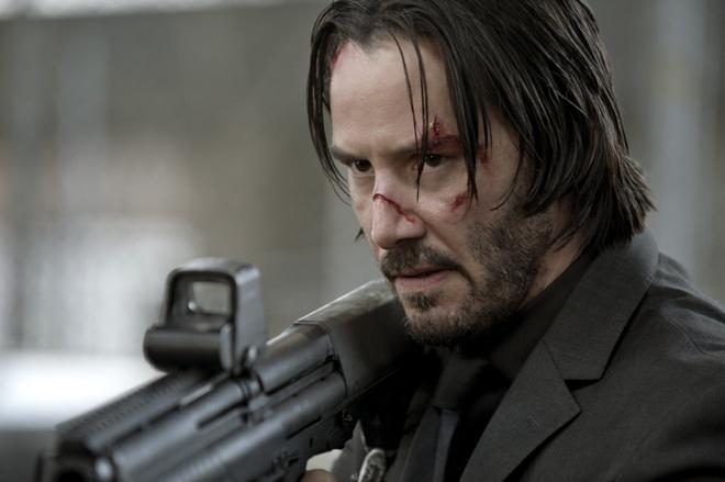 Keanu Reeves tro lai trong 'John Wick 2' hinh anh