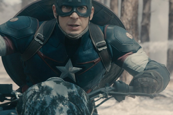 'Avengers 2' chua co doi thu tai phong ve Bac My hinh anh