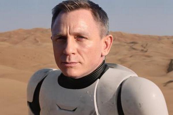 Daniel Craig xuat hien trong 'Star Wars 7' chi la tin don hinh anh