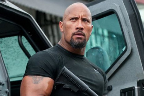 The Rock xac nhan tham gia 'Fast & Furious 8' hinh anh