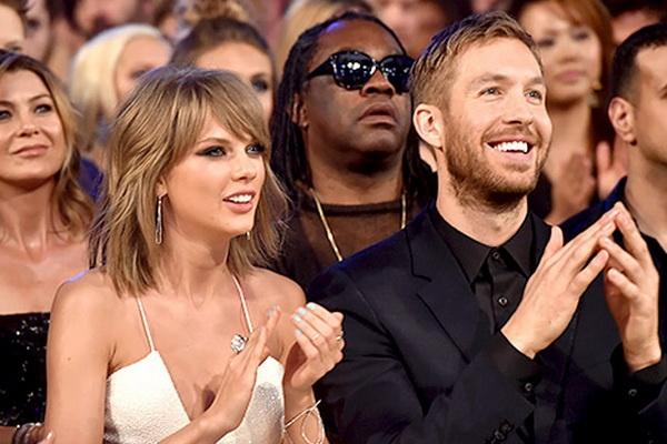 Taylor Swift va Calvin Harris se som hop tac cung nhau hinh anh