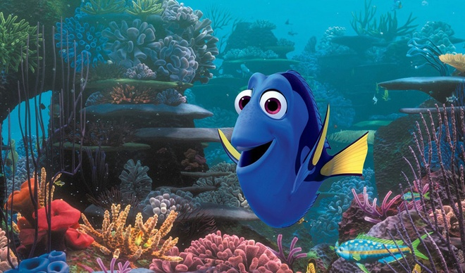 Cot truyen phan hai 'Finding Nemo' duoc tiet lo hinh anh