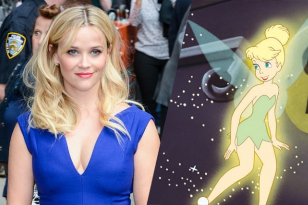 Reese Witherspoon tham gia phien ban moi cua Tinker Bell hinh anh