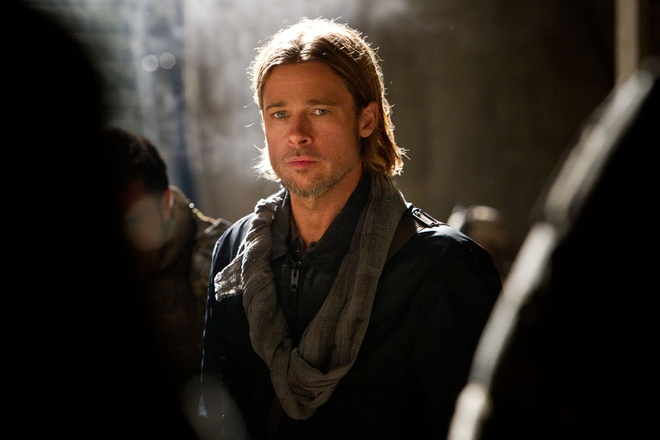 Phim zombie cua Brad Pitt an dinh ngay ra mat phan 2 hinh anh