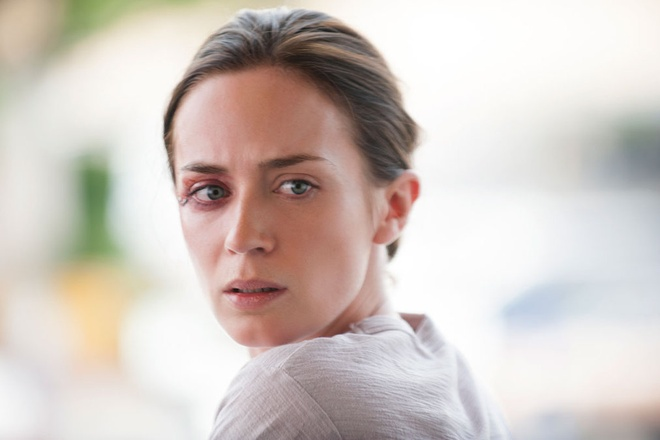 Cannes 2015 giup lo dien ung cu vien som cho Oscar hinh anh 2 Emily Blunt nhận được nhiều lời khen tại Cannes với vai diễn trong Sicario.