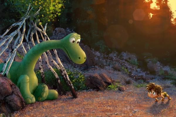 Phim hoat hinh khung long cua Pixar tung trailer dau tien hinh anh