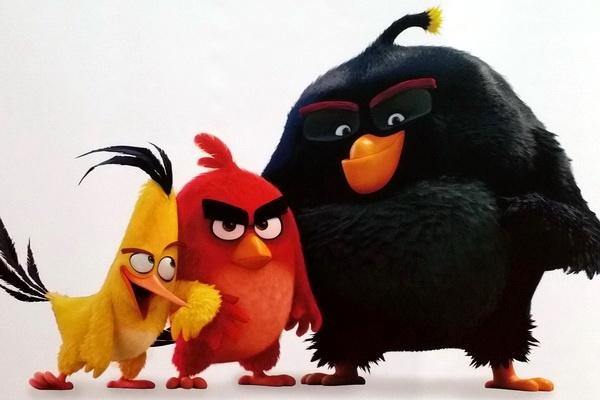 Phim 'Angry Birds' khoi chieu som hon du kien hinh anh