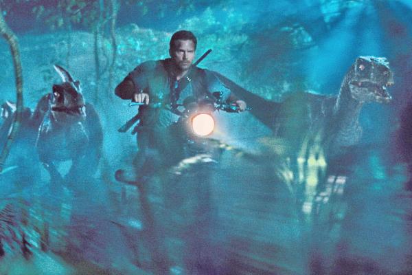 Thuong hieu phim khung long hoi sinh voi 'Jurassic World' hinh anh