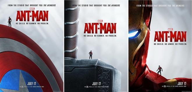 Nguoi Kien 'dua hoi' Avengers de quang cao hinh anh 1