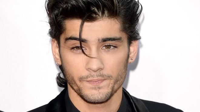 Zayn Malik ganh dua voi One Direction tai Teen Choice Awards hinh anh