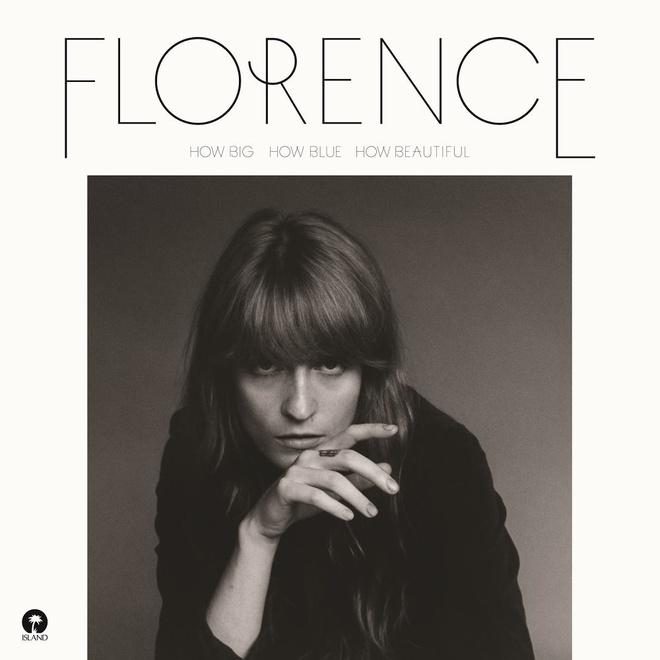 Florence + The Machine lan dau len ngoi Billboard hinh anh 1