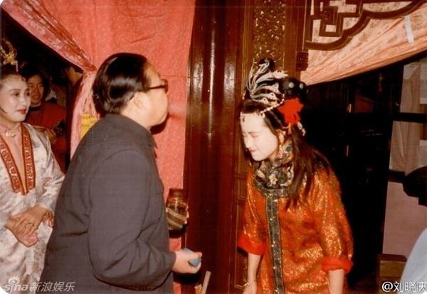 Phuong Ot tung anh hiem co trong 'Hong Lau Mong' 1989 hinh anh
