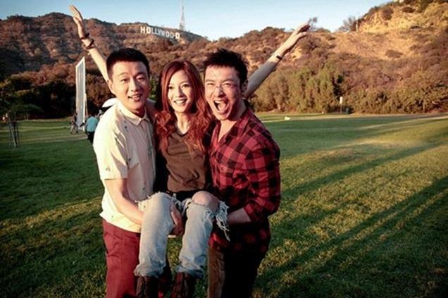Phim 'Khuay dao Hollywood' cua Trieu Vy toi Viet Nam hinh anh