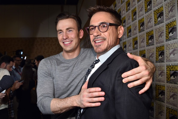 Nguoi Sat va Captain America giup chon ra Nguoi Nhen moi hinh anh