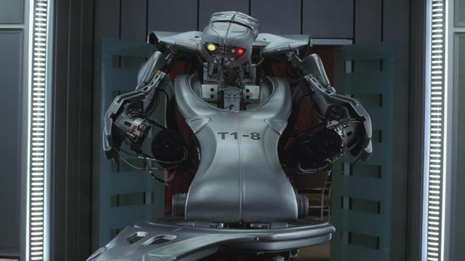 Nhung robot 'Ke huy diet' an tuong tren man anh hinh anh 2