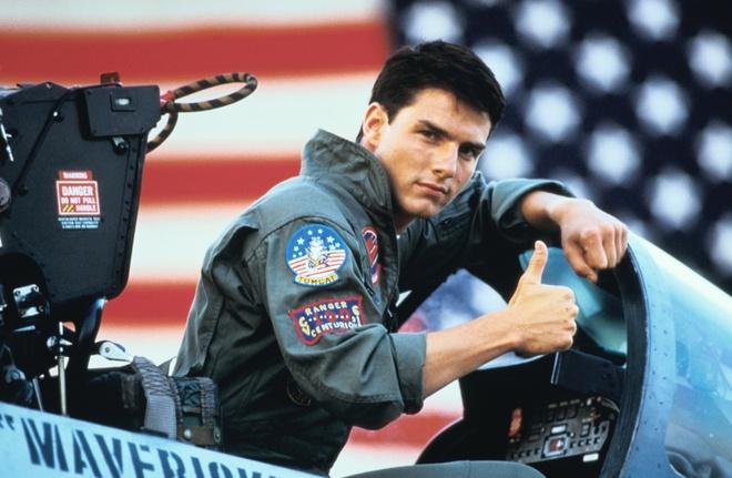 'Top Gun 2' phu thuoc o Tom Cruise hinh anh