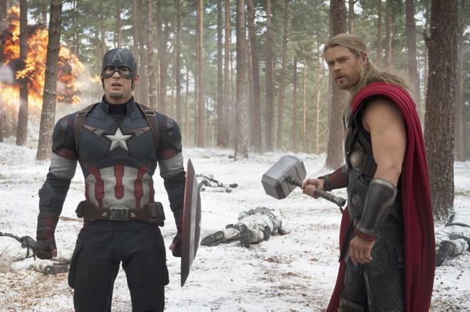 Bom tan 'Avengers 2' khong co phien ban mo rong hinh anh