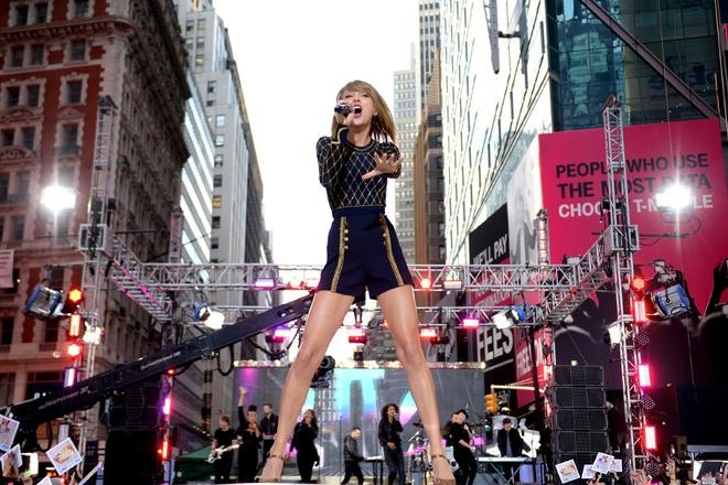 Du doan ke hoach tiep theo cua Taylor Swift hinh anh 3