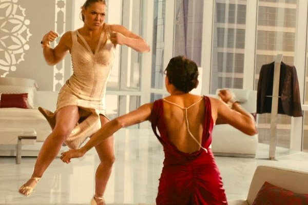Sao 'Fast & Furious 7' duoc dung phim ve ban than hinh anh