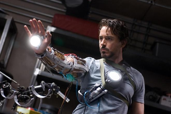 'Nguoi Sat' Robert Downey Jr. kiem nhieu tien nhat the gioi hinh anh