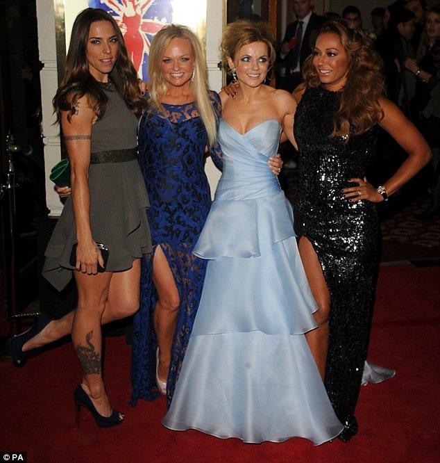 Spice Girls tai xuat nhung thieu Victoria Beckham hinh anh 1