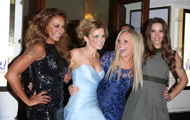 Spice Girls tai xuat nhung thieu Victoria Beckham hinh anh