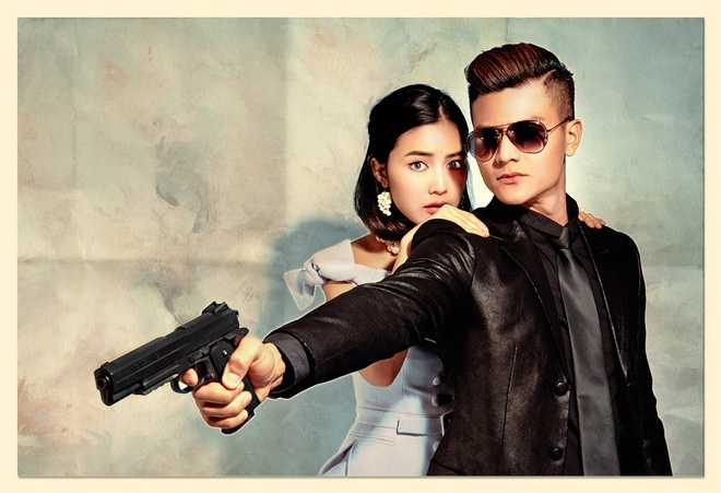 Helly Tong - Vinh Thuy hoa than thanh diep vien hinh anh