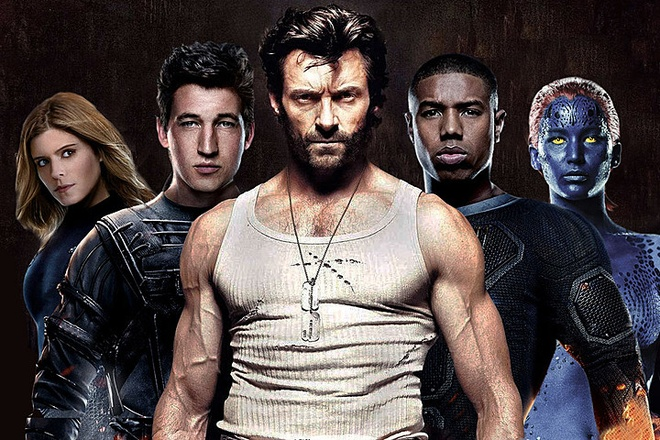 Fox bac tin Bo tu Sieu dang ket hop X-Men hinh anh