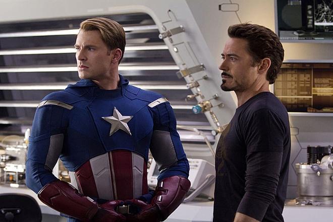 He lo su kien mo man bom tan 'Captain America 3' hinh anh
