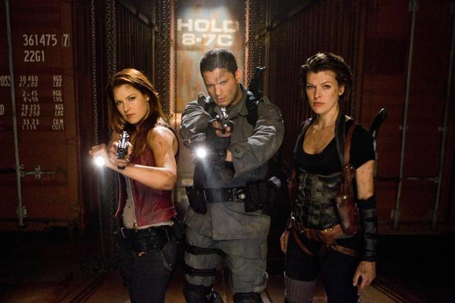 'Resident Evil' ket thuc voi phan 6 hinh anh 1