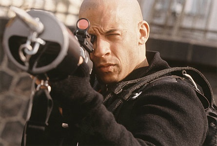 Vin Diesel tro lai dong 'xXx' trong thang 12 hinh anh