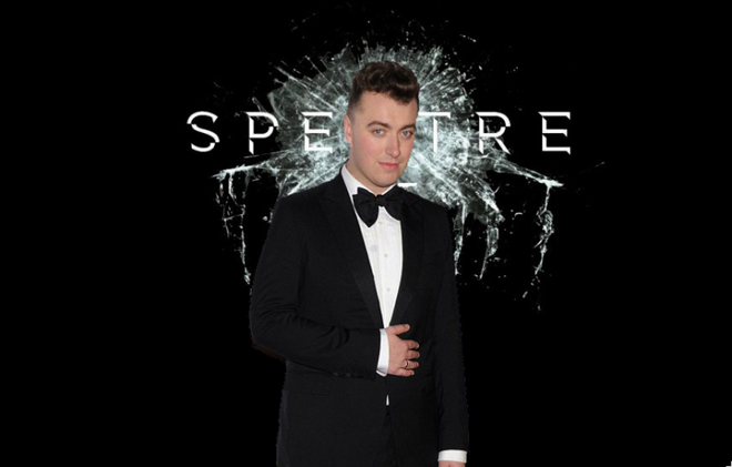Sam Smith hat nhac phim bom tan 'Spectre' hinh anh