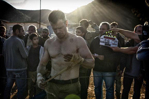 Hinh anh dau tien cua diep vien Jason Bourne sau 8 nam hinh anh
