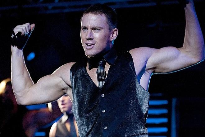 Channing Tatum sam vai nguoi gay xuong nhieu nhat lich su hinh anh