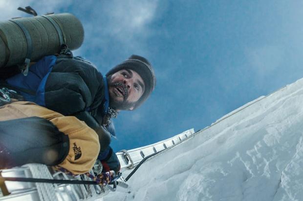 Jon Krakauer chi trich phim 'Everest' hinh anh